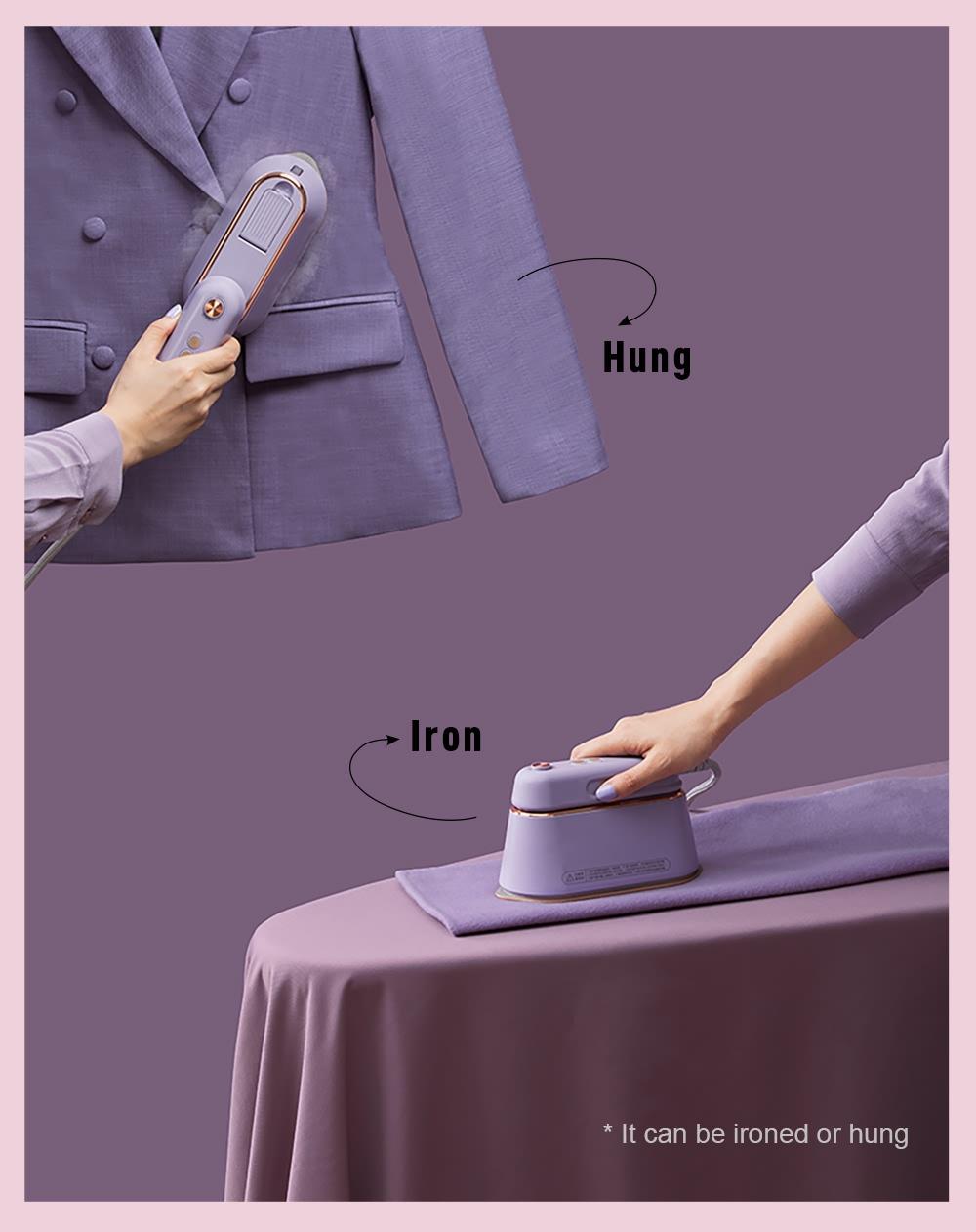 Handheld Garment Steamer  (5)