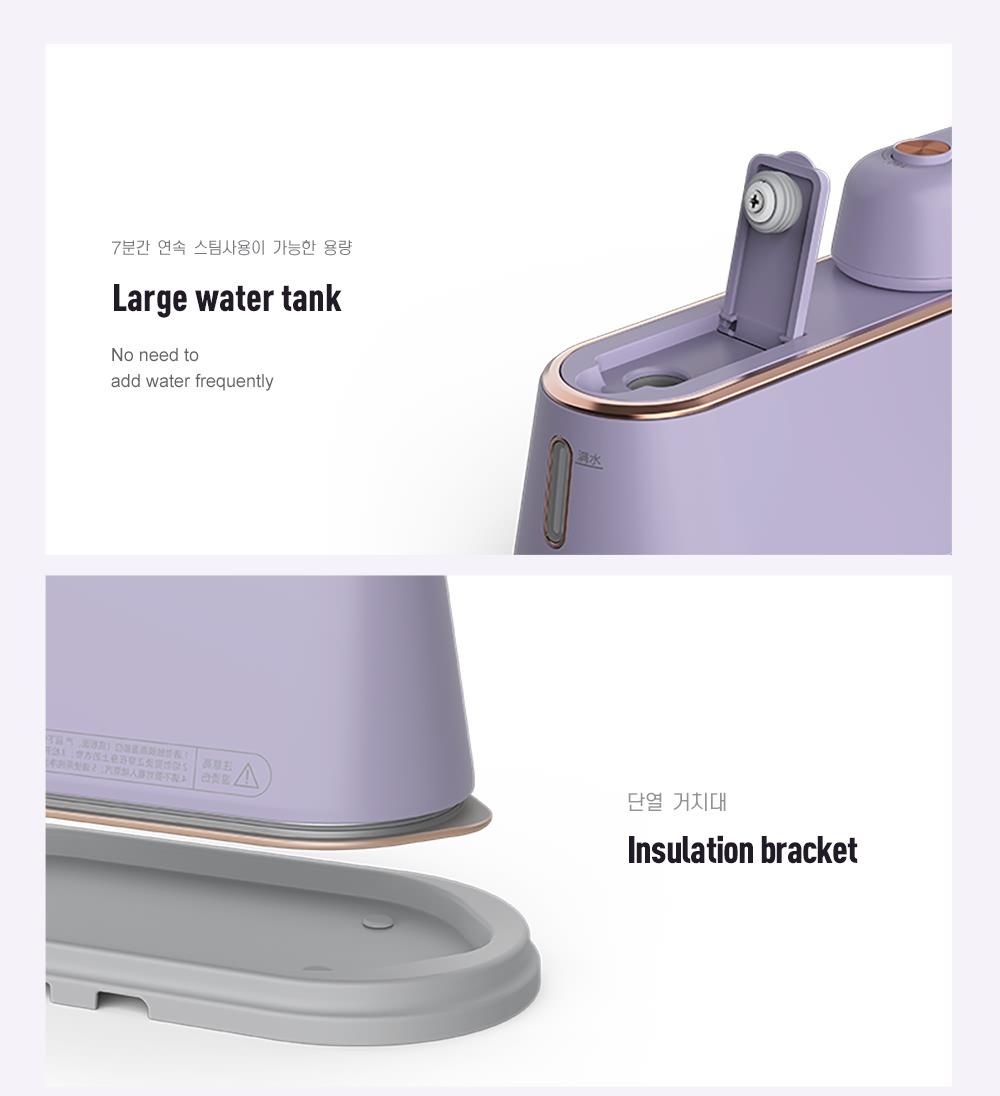 Handheld Garment Steamer  (9)