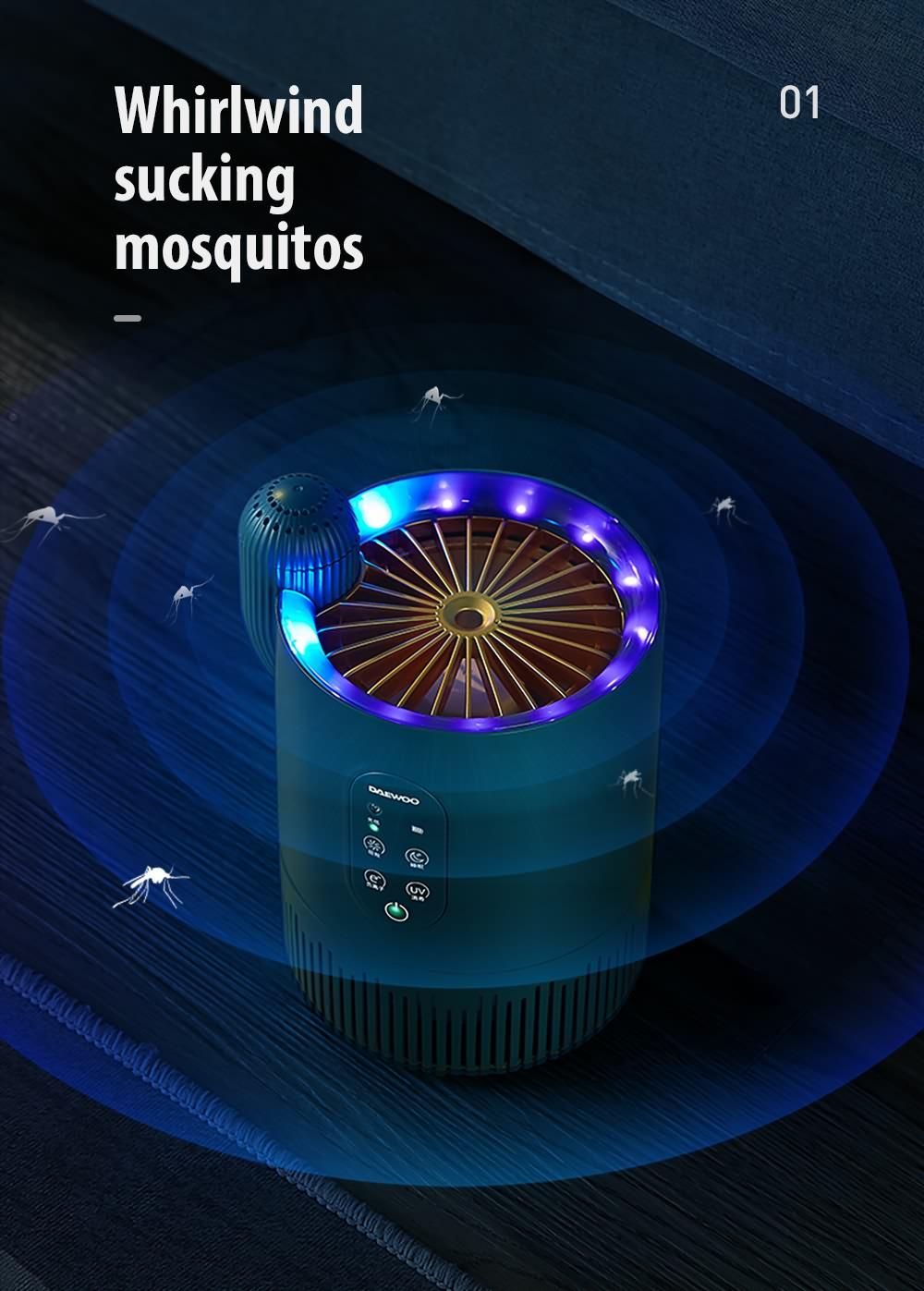 Mosquito-Killing Lamp (1)