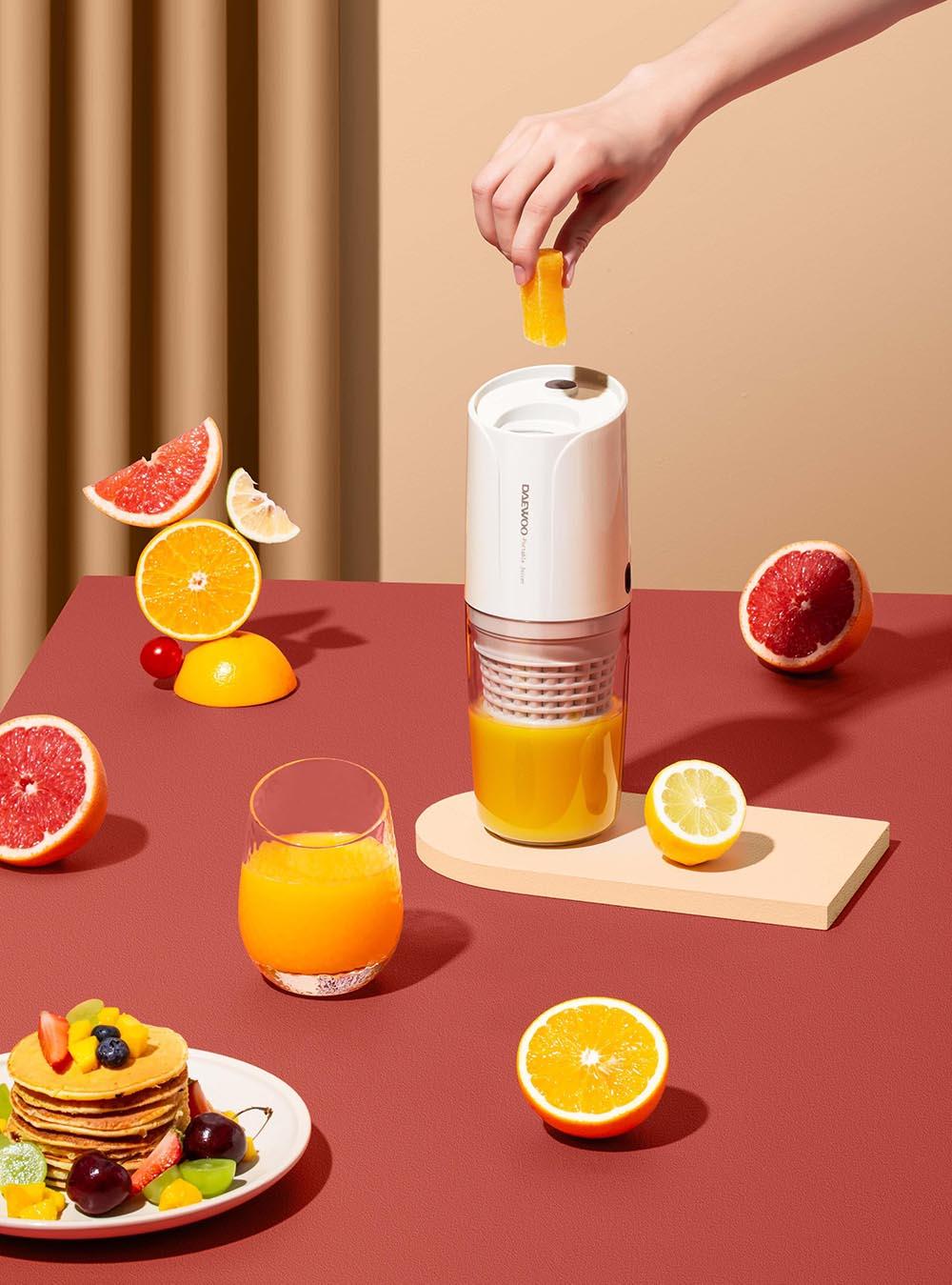 Portable Juicer  (3)